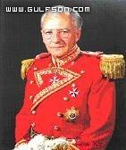 رئيس دولة (فرسان مالطا) بالزي العسكري