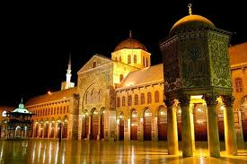 المسجد الأموي