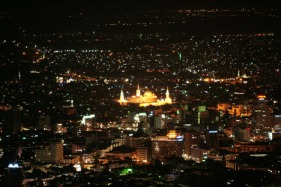 دمشق ليلا