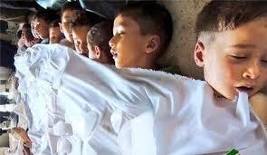 أطفال الغوطة الشرقية