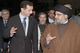 حالش والأسد