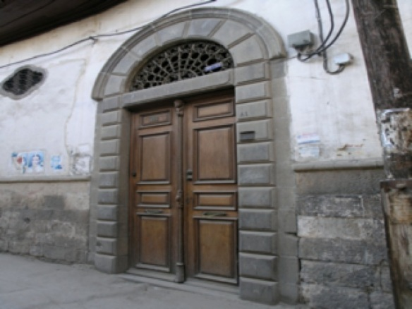 باب الزقاق