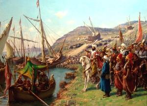 محمد الفاتح وحصار القسطنطينية