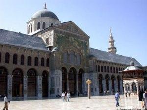 مسجد بني أمية 1