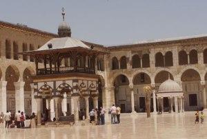 مسجد بني أمية 10