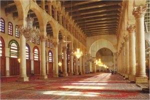 مسجد بني أمية 11