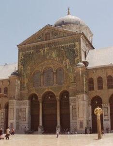 مسجد بني أمية 14