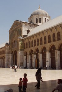 مسجد بني أمية 16