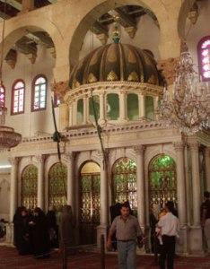 مسجد بني أمية 3