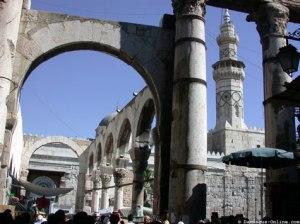 مسجد بني أمية 5