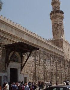 مسجد بني أمية 7