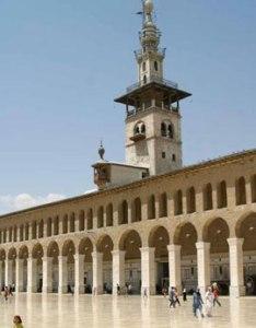 مسجد بني أمية 9