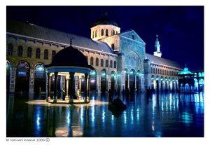 مسجد بني أمية