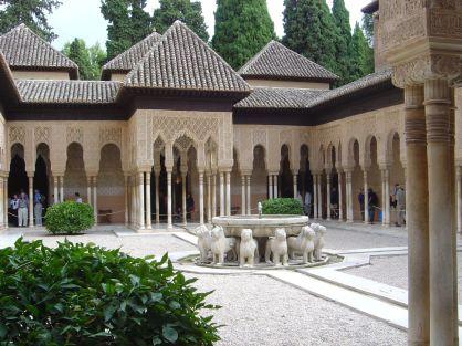 بهو-الأسود-أشهر-أجنحة-قصر-الحمراء